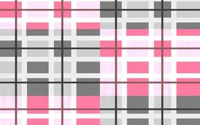 Картинка линии, полосы, серый, фон, розовый, текстура, квадраты