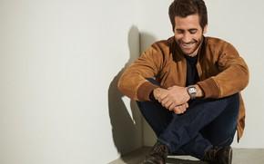 Картинка улыбка, Jake Gyllenhaal, часы