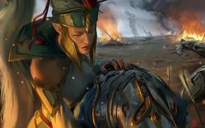 Картинка Пошаговая стратегия, Helder ALMEIDA, TotalWar 2 Warhammer : The Queen and the Crone, Стратегия в …