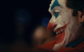 Картинка Джокер, art, Joker, Joaquin Phoenix