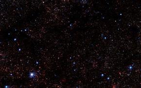 Картинка Milky Way, Chili, ESO, Near-infrared, Paranal, VLT UT4, Wide-Field Imager, HAWK-I, Nasmyth A, Galactic Center, …