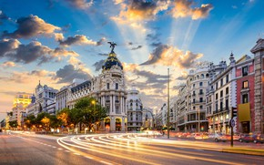 Картинка улица, здания, Португалия, Лиссабон
