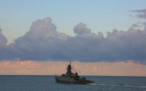 Картинка корабль, ракетный, малый, Грайворон
