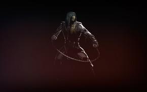 Картинка Mortal Kombat, Scorpion, Concept Art, Mortal Kombat X, MKX, by Serg Souleiman, Serg Souleiman