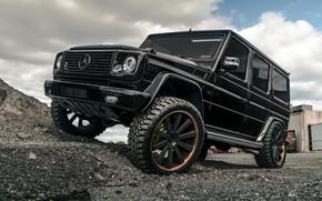 Картинка Mercedes, Benz, Гелик, G63, Mercedes-Benz G63, G-Wagen, Мерседес Гелендваген, Mercedes-Benz G-klasse