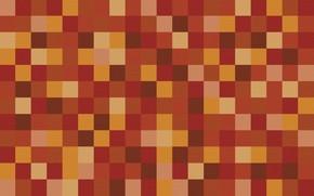Картинка узор, краски, ткань, квадрат