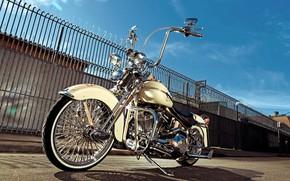 Картинка Classic, Harley-Davidson, Motorcycle