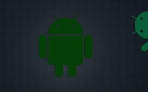 Картинка логотип, эмблема, андроид, android