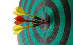 Картинка colors, three, darts