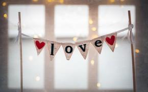 Картинка любовь, праздник, флаг