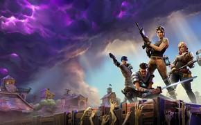 Картинка Epic Games, 2017, Fortnite