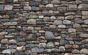Картинка стена, камень, текстура, кладка