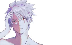 Картинка Наруто, Naruto, Какаши Хатаке
