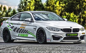 Картинка BMW, Hamann, Coupe, Tuning, Hamann BMW M4 Coupe