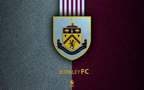 Картинка wallpaper, sport, logo, football, English Premier League, Burnley