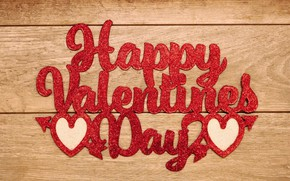 Картинка надпись, сердце, Valentine's Day