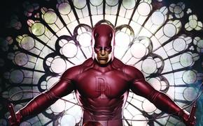 Картинка Art, Daredevil, Comics, Matt Murdock, Marvvel