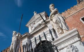 Картинка Италия, Венеция, Арсенал