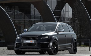 Картинка Audi, TDI, 2012, V12, Quattro, SUV, Audi Q7, Fostla, Q7, полноразмерный