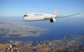 Картинка Turkey, İstanbul, Turkish Airlines