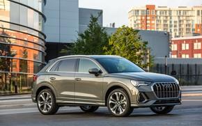 Картинка Audi, quattro, TFSI, S line, Q3, 2019