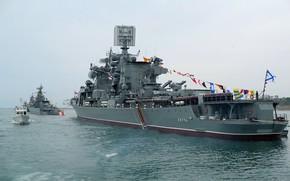 Картинка корабли, парад, севастополь, день вмф