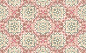 Картинка цветы, фон, текстура, индия, орнамент