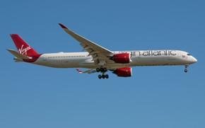 Картинка Airbus, A350-1000, Virgin Atlantic