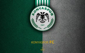 Картинка wallpaper, sport, logo, football, Turkish Superlig, Konyaspor