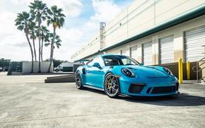 Картинка Porsche, Blue, 991, VAG, GT2RS