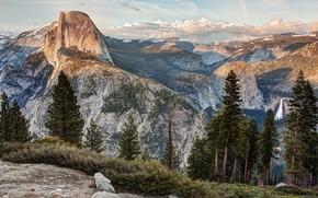 Картинка пейзаж, горы, природа, красота, панорама