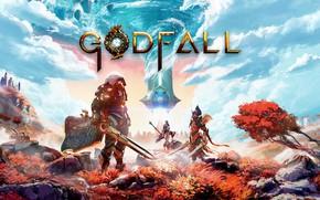 Картинка игры, Epic Games, GodFall