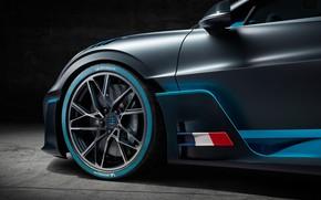 Картинка колесо, Bugatti, суперкар, 2018, гиперкар, Divo