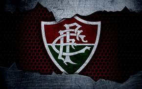 Картинка wallpaper, sport, logo, football, Fluminense