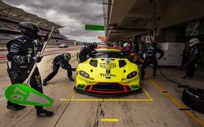 Картинка Aston Martin, мотоспорт, Астон Мартин, motorsport, гоночный автомобиль, racing car, FIA World Endurance Championship, Aston …