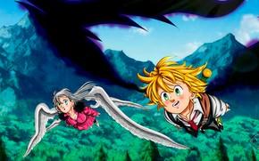 Картинка Meliodas, Nanatsu no Taizai - The Seven Deadly Sins, Nanatsu No Taizai, the seven deadly …