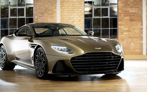 Картинка Aston Martin, DBS, Superleggera, 2019, OHMSS, OHMSS Edition
