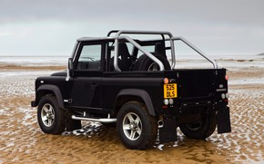 Картинка 2008, Land Rover, кузов, Defender, SVX, 60th Anniversary Edition