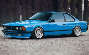 Картинка BMW, Coupe, E24, 6-Series, 635csi