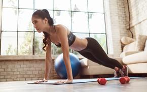 Картинка workout, fitness, flex