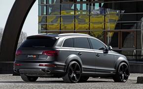 Картинка Audi, TDI, 2012, V12, Quattro, SUV, Audi Q7, на стоянке, Fostla, Q7