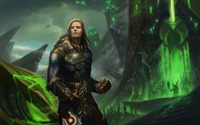 Картинка фон, мужчина, рыцарь