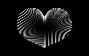 Картинка праздник, узор, сердце, День Святого Валентина