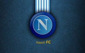 Картинка wallpaper, sport, logo, football, Napoli, Italian Seria A