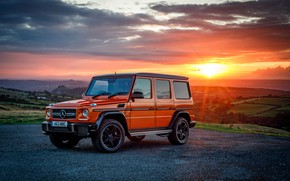 Картинка AMG, Mercedes - Benz, G63, Colour Edition