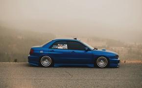 Картинка Subaru, Impreza, Subaru Impreza