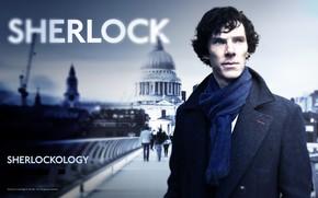 Картинка город, люди, Лондон, Шерлок Холмс, Бенедикт Камбербэтч, Sherlock, Sherlock BBC, Sherlock Holmes, Sherlock (сериал)