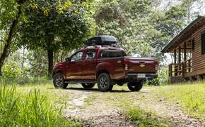 Картинка Chevrolet, пикап, Isuzu, 2020, D-Max, 2021, двойная кабина, Hi-Ride