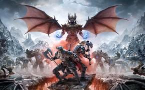 Картинка The Elder Scrolls Online, The Elder Scrolls Online: Dark Heart of Skyrim, Greymoor, The Elder …