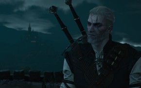 Картинка The Witcher 3: Wild Hunt, Geralt of Rivia, CD Project RED, Blood and Wine